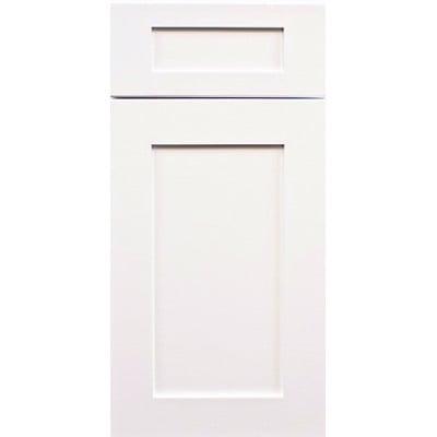 Sample Mini Fronts Ice-White-Shaker-AW-sample-door