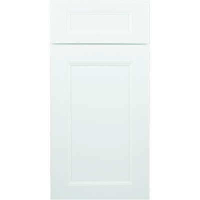 Sample Mini Fronts Uptown-White-TW-sample-door