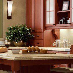 Forevermark Cinnamon Glaze Kitchen