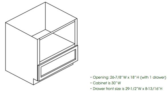 Forevermark-Microwave-Base-Cabinet