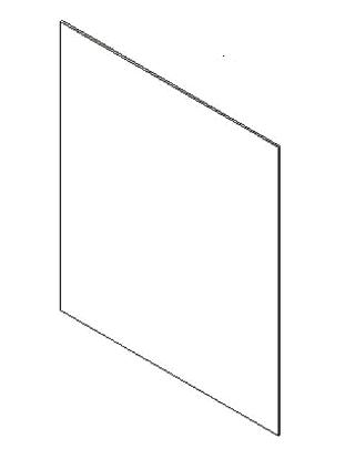 Cabinets, GHI Arcadia Linen, GHI Nantucket Linen End Panel