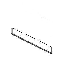 Cabinets, Forevermark Ice White Shaker Forevermark Ice White Shaker Toe Kick 1/2W X 4-1/2H