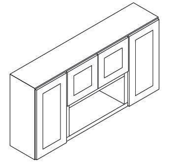 Cabinets, Forevermark Cherry Glaze Forevermark Cherry Glaze Starter Set 60W X 15/30H