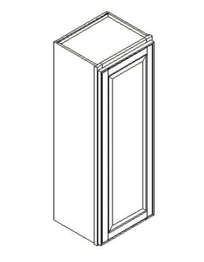 Cabinets, GHI Regal Oak GHI Regal Oak Wall Cabinet 9W X 36H