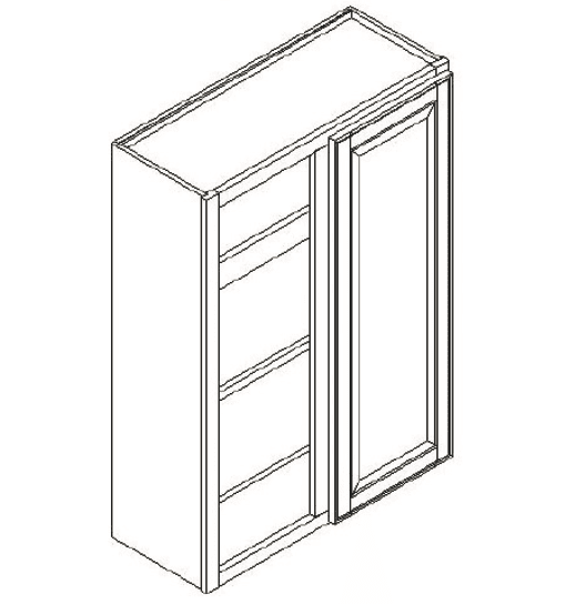 Cabinets, GHI Arcadia Linen GHI Arcadia Linen Wall Cabinet 27W X 30H