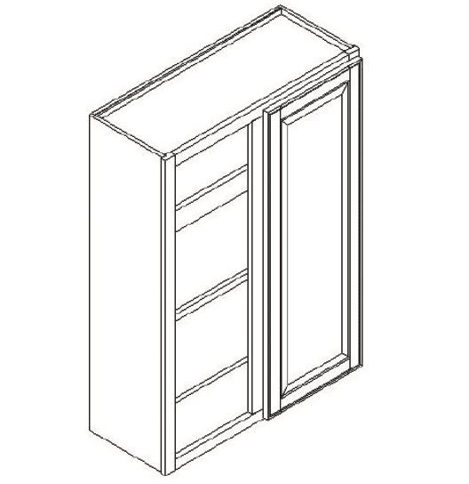 Cabinets, GHI Regal Oak GHI Regal Oak Wall Cabinet 27W X 30H