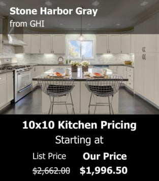 GHI Stone Harbor Gray