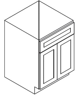 Cabinets, Forevermark Lait Grey Shaker