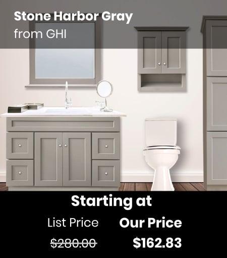 GHI Stone Harbor Gray