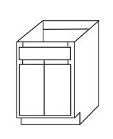 Bathroom Cabinets, GHI Regal Oak, GHI Regal Oak