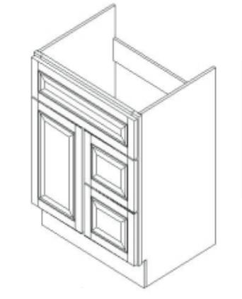Bathroom Cabinets, GHI Stone Harbor Gray, GHI Stone Harbor Gray