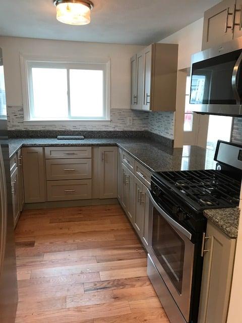 Stone Harbor Grey - Waverly Cabinets