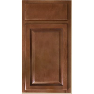 Sample Mini Fronts Charleston Traditional Cognac Sample Door