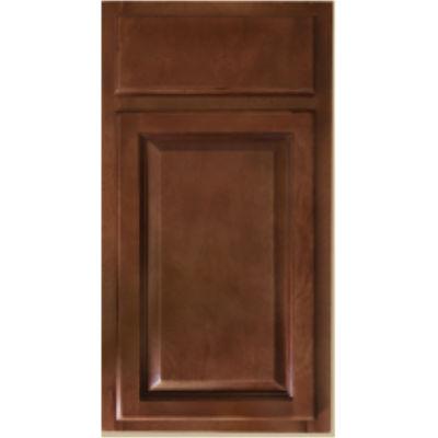 Sample Mini Fronts Charleston Traditional Cognac Sample Door