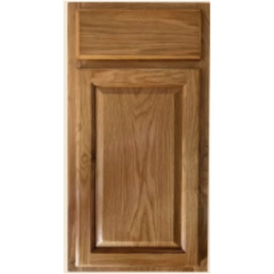 Sample Mini Fronts GHI Regal Oak Sample Door