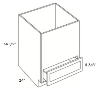 Cabinets, Cubitac Dover Cafe Base-Microwave-Cabinet-BM24-BM30-