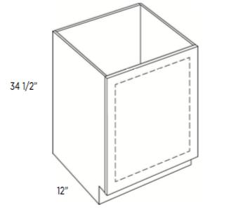 Cabinets, Cubitac Dover Cafe Base-Oven-Cabinet-BO30-BO33