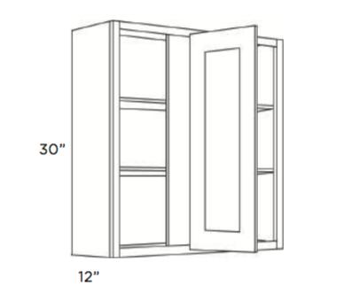 Cabinets, Cubitac Sofia Sable Blind-Wall-Cabinet-30-BLW24_2730-BLW30_3330-BLW36_3930-BLW27_3030-BLW36_3930