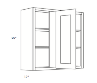 Cabinets, Cubitac Ridgefield Latte Blind-Wall-Cabinet-36-BLW24_2736-BLW36_3936-BLW30_3336-BLW27_3036