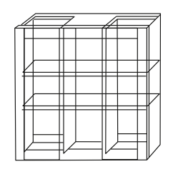Cabinets, GHI Stone Harbor Gray, GHI Stone Harbor Gray