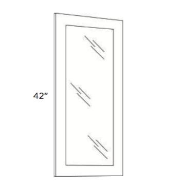 Cabinets, Cubitac Ridgefield Latte Glass-Door-GD1242-GD1542-GD1842-GD2442-GD3042-GD3642-GDCW2442-1