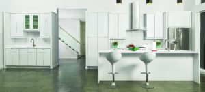Cubitac Milan Latte Kitchen