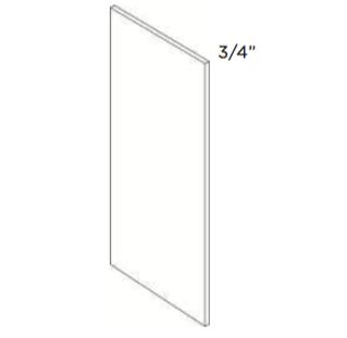 Cabinets, Cubitac Oxford Latte Refrigerator-End-Panel-UREP24X96-UREP1296-UREP3096