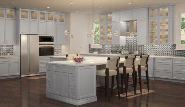 Cubitac Ridgefield Pastel Kitchen