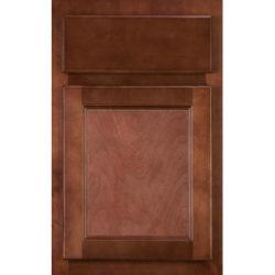Cubitac Ridgewood Rose Sample Door