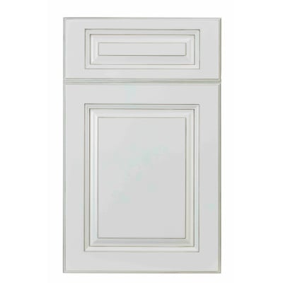 Sample Mini Fronts Cubitac Sofia Pewter Glaze Sample Door