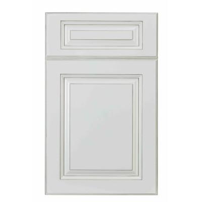 Sample Mini Fronts Cubitac Sofia Pewter Glaze Sample Door
