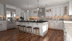 Cubitac Sofia Sable Glaze Kitchen