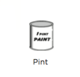 Cabinets, Cubitac Dover Latte Touch-Up-Paint-PINT