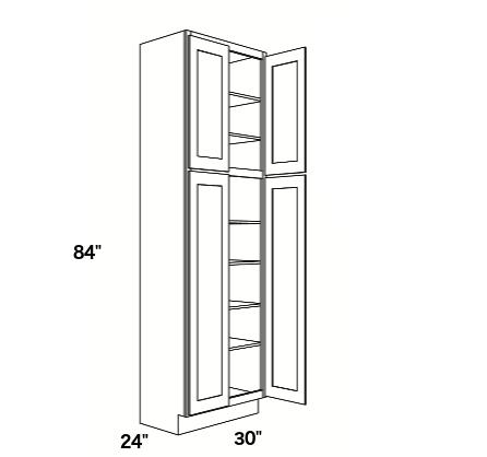 Cabinets, Cubitac Ridgefield Pastel