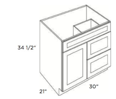 Cabinets, Cubitac Newport Latte, Cubitac Newport Latte