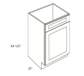 Cabinets, Cubitac Sofia Sable, Cubitac Sofia Sable Vanity-Sink-Base-V2121-