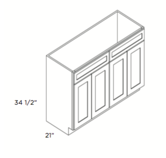 Cabinets, Cubitac Sofia Sable, Cubitac Sofia Sable Vanity-V4821-