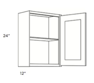 Cabinets, Cubitac Milan Latte