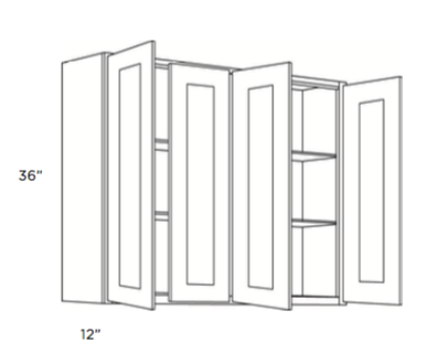 Cabinets, Cubitac Newport Latte Wall-Cabinet-4836