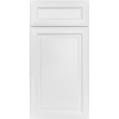 Sample Mini Fronts Forevermark K-Series White KW Sample Door