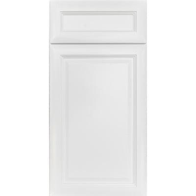 Sample Mini Fronts Forevermark K-Series White KW Sample Door