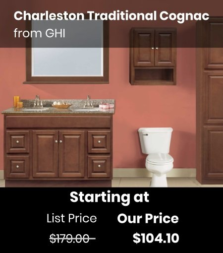 GHI Charleston Traditional Cognac