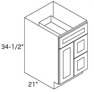 Cabinets, Forevermark Gramercy White, Forevermark Gramercy White