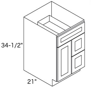 Cabinets, Forevermark Midtown Grey, Forevermark Midtown Grey
