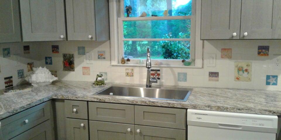 Forevermark Nova Light Gray kitchen 3