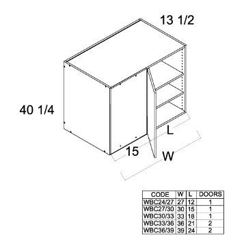 Cabinets, US Cabinet Depot Torino Grey Wood US Cabinet Depot Wall Blind Corner Cabinet