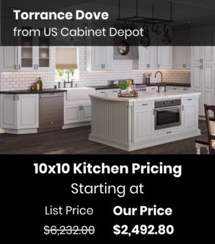 US Cabinet Depot Torrance Dove