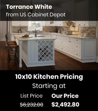 US Cabinet Depot Torrance White