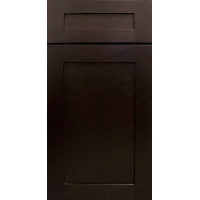 Sample Mini Fronts US Cabinet Depot Sonoma Mocha Door Front
