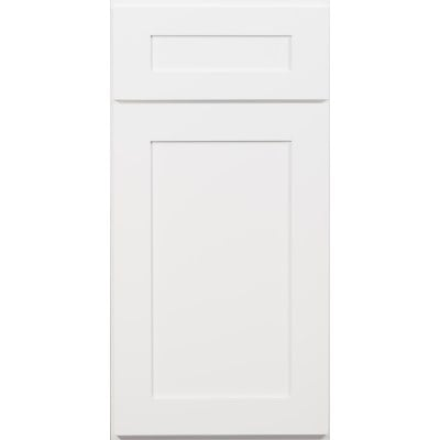 Sample Mini Fronts US Cabinet Depot Shaker Sonoma White Door Front